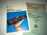 SMITH & WESSON Vintage Star-Tron Catalog Night Vision Systems Promo Advertising