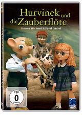 Hurvinek und die Zauberflöte - DVD - Neu u OVP
