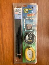 Vintage RARE Johnson EVERYTHING BUT THE FISH 30 Piece Fly Fishing Combo