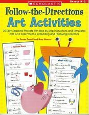 Follow-the-Directions Art Activities by Teresa Cornell and Amy Weaver