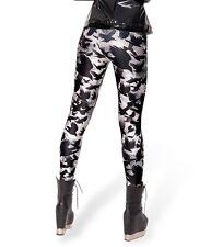Mujeres Estampado Leggings Calzas Galaxia leche Cuervo Fitness Leggings S-4XL 3117