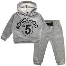 Microbe Tracksuit - Grey (Girls - 6 Years) RRP- £109