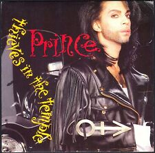 PRINCE THIEVES IN THE TEMPLE 45T SP 1990 SERVICE PRESSE Not For Sale NEUF MINT