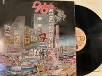 Foghat – Boogie Motel LP 1979 Bearsville – BHS 6990 Hard Rock VG+