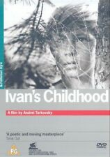 Ivan's Childhood ANDREI TARKOVSKY ARTIFICIAL EYE NEW SEALED (UK RELEASE) DVD
