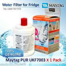 Maytag PUR UKF7003 Fridge Water Filter UKF7003AXX 100% GENUINE BRAND AU