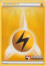 OtBG x1 Lightning Electric Energy Basic 2011 Play! Promo holo Foil Pokemon NM
