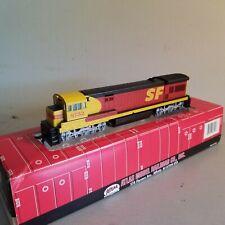 ATLAS #8552 Santa Fe U36B Diesel Locomotive<+++>BRAND NEW<+++>OB & Papers<+++>
