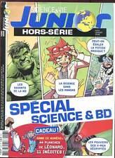 SCIENCE ET VIE JUNIOR HORS-SERIE SPECIAL SCIENCE ET BD. 2006.