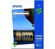 Epson Premium Semigloss Photo A 4, 251 g, 20 Blatt    S 041332