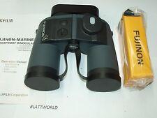 NEW FUJI FUJIFILM Fujinon Mariner WPC-XL 7x50 Binoculars BINOCULAR with COMPASS