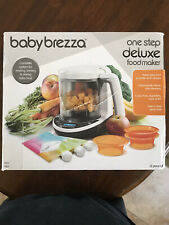 Baby Brezza One Step Deluxe Food Maker