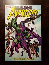 The Avengers Kang - Time and Time Again Marvel TPB Stan Lee Cap Hercules X-Men