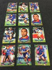 NEWCASTLE KNIGHTS  2011 CHAMPIONS SELECT NRL TELSTRA PREMIERSHIP ALL 12 CARDS