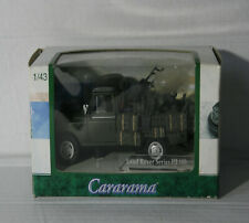 Cararama Land Rover Series III 109. 1/43