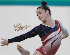 Aly Raisman In-Person AUTHENTIC Autographed Photo COA Team USA SHA #44774