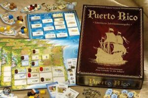 Puerto Rico Limited Anniversary Edition (New)