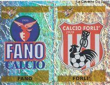 737 SCUDETTO FANO CALCIO FORLI' ITALIA SERIE C2 STICKER CALCIATORI 2005 PANINI