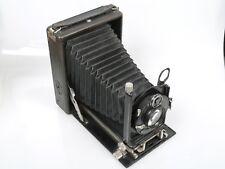 9x12 Plattenkamera Platecamera + G. Rodenstock Trinar Anastigmat 1:4,5 f=13,5cm