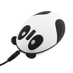 2.4GHz Wireless Optical Panda Computer Mouse Mice for Win/Mac/Linux/Andriod/IOS
