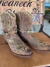 Shyanne Ladies Cowboy Boots Size 8 1/2