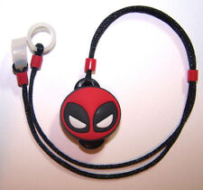Child's 2 sided Hearing Aids safety Leash loss RETAINER CORD CLIP ..POOLDEADGUY