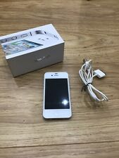 Apple iPhone 4s - 16GB - White (EE) A1387 (CDMA + GSM) Locked to EE Network