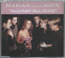 MARIAH CAREY FEAT. WESTLIFE - AGAINST ALL ODDS 2000 EU ENHANCED CD SINGLE PART 2