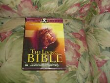 The Living Bible (DVD, 2004) Collector's 2 DVD set Classics