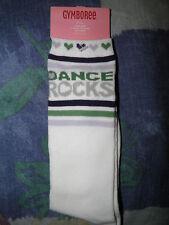 "GYMBOREE ""Dance Team"" DANCE ROCKS Knee Socks Size 5-7yrs~ NEW!"