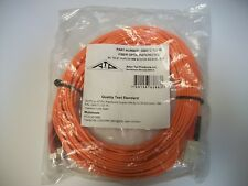 Allen Tel GBSTC-D2-15 FIBER OPTIC PATCHCORD, SC TO ST DUPLEX 62.5/125