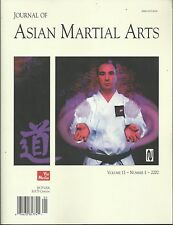 Journal of Asian Martial Arts Volume 11, Number 1, 2002 Kungfu Tai Chi Aikido