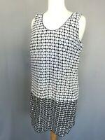 Jolie Tunic Dress Light Vintage Style 70 Size L FR44 US12 UK16