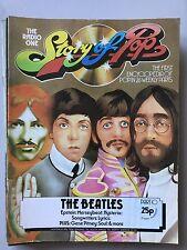 Story Of Pop Magazine #10 Beatles  Lennon & McCartney Gene Pitney