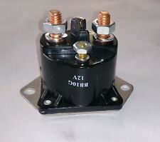 New Starter/Power Trim Solenoid for Mercury Outboards 67-710 8968258, 89-68258A4