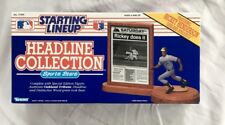 Ricky Henderson Hard To Find Starting Lineup Headline Collection NIB EX Cond