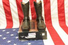 Stivali Buttero  boots N.41  (Cod.STN228) camperos cowboy western uomo Nuovi