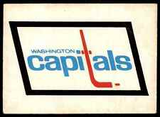 1977-78 O-Pee-Chee Washington Capitals Records #339