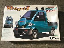 Daihatsu Midget II R-type truck 1/24 model kit Fujimi