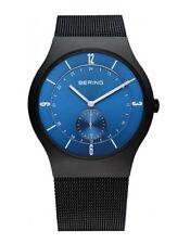 Titan-Armbanduhren aus Edelstahl für Herren