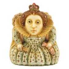 Harmony Ball Kingdom Pot Bellys Figurine Queen Elizabeth I Trinket Box Statue