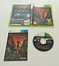 Resident Evil Operation Raccoon City Xbox 360 Game - Complete With Instructions
