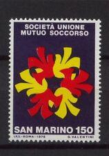 Saint-Marin 1976 SG # 1062 social welfare neuf sans charnière