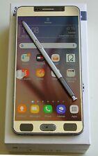 "Samsung Galaxy Note 5 SM-N9208 - 64GB 5.7"" Dual Sim, Unlocked, (GSM) Smartphone"
