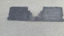 Hyundai Galloper II  ✨Teppich Original durchgehende Fußmatte hinten ✨