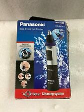 Panasonic ER-GN30-K Black Vortex Wet/Dry Nose and Facial Hair Trimmer