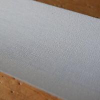 Filmoplast T White 5cm x 1m - Book Repair Tape, self-adhesive bookbinding cloth