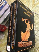 B63 COLLEZIONE ARCHEOLOGICA DEL BANCO DI SICILIA volumi e cofanetto Guida 1992