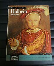 Classici dell'arte Rizzoli - l'opera completa di Holbein, il giovane - num. 50