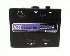 ARTcessories Phantom I Active Direct Box Applied Research Technology Audio Vtg